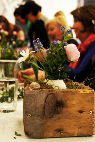 Themenabend: Osterspaziergang mit Floristin Silke Clemens