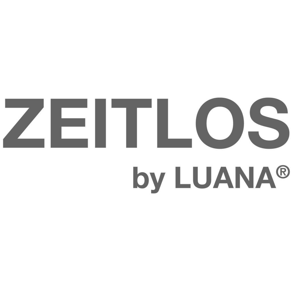 Logo Modekollektion Zeitlos by Luana