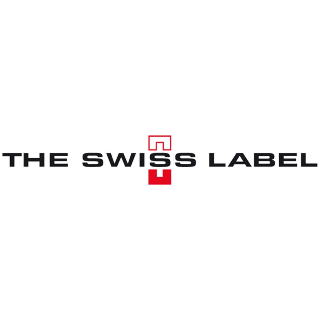 Logo Modekollektion the swiss label